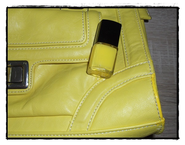 Handtaschegelb